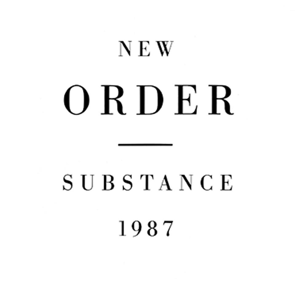 Photo de L'Éloge de la confusion – Substance, New Order, 1987