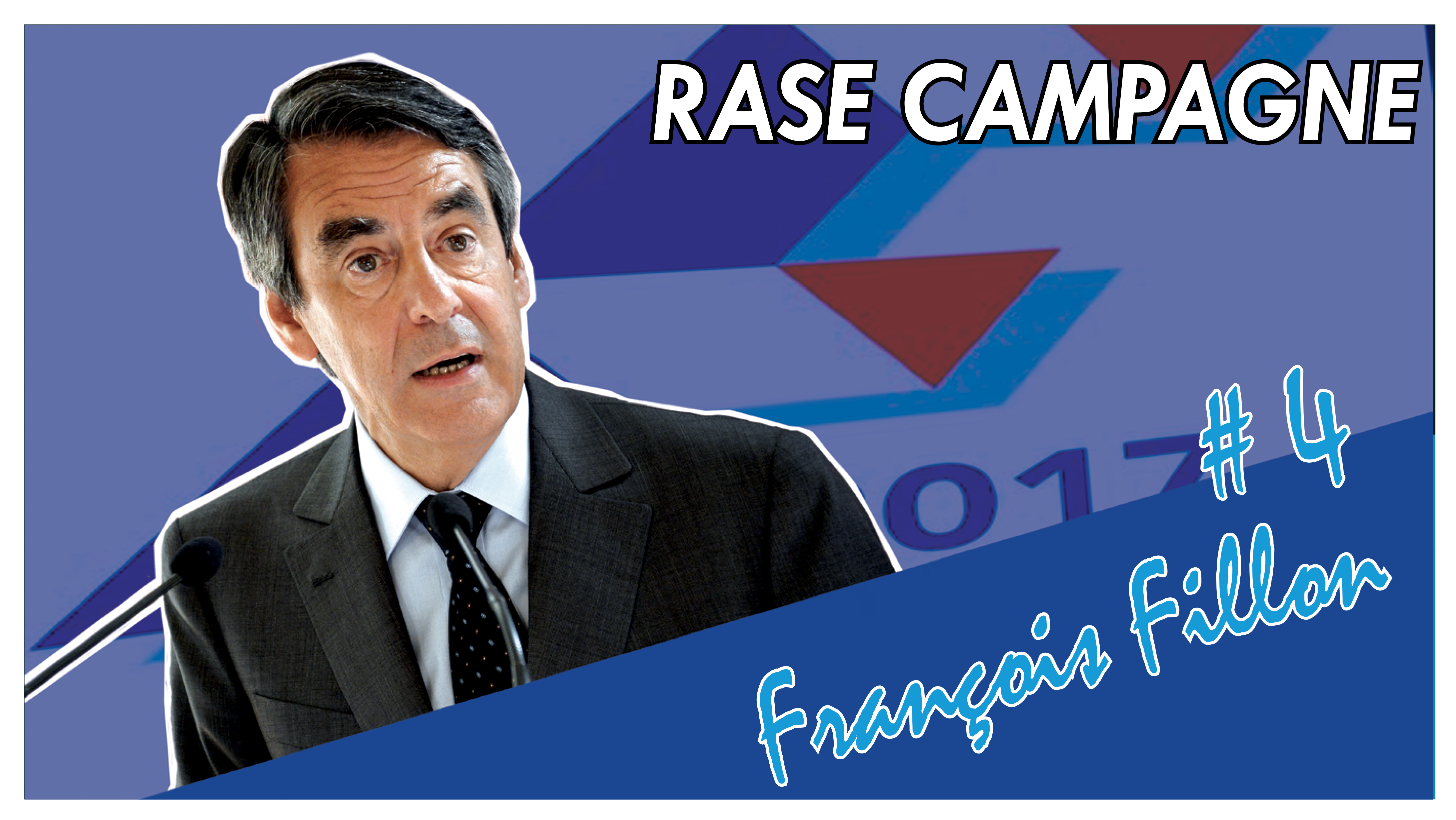Photo of Rase Campagne #4 – François Fillon