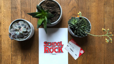 Photo of Une soirée dans le West End: Join the School Of Rock