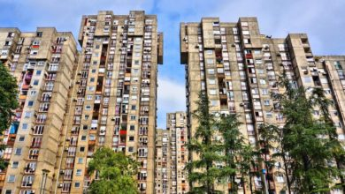 Photo of L'architecture brutaliste en URSS #1